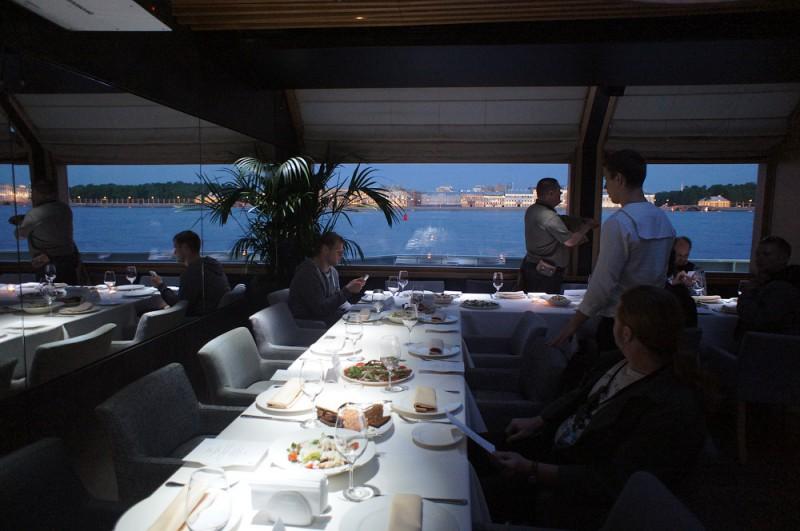 Развитие ресторанного бизнеса в Северной столице