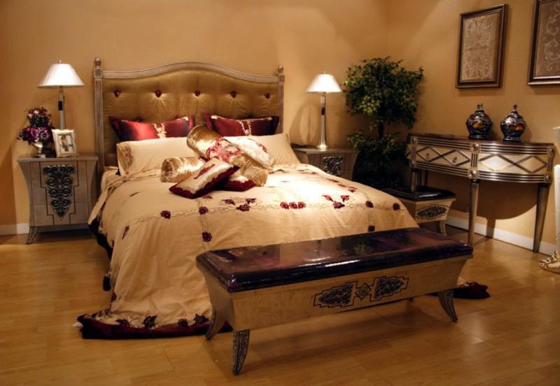 Советы: Обустраиваем спальню