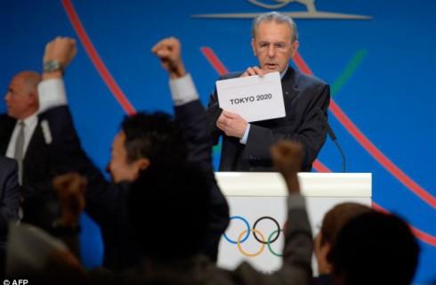 Токио проведет Олимпиаду 2020 года