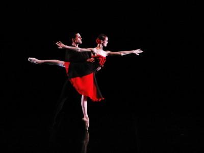 Балеринам не боятся головокружения…