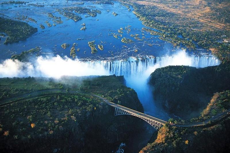 Зимбабве хочет создать Диснейленд в Африке