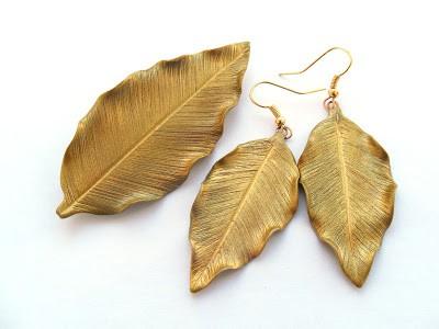 В Австралии растут деревья с золотыми листьями