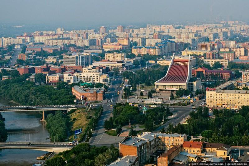 Международный форум социальных предпринимателей и инвесторов проходит в Омске