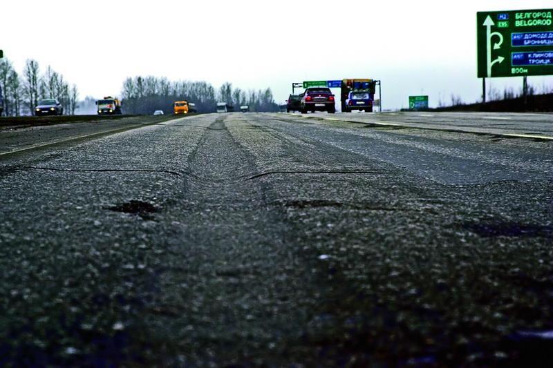 На российских дорогах не будет колеи