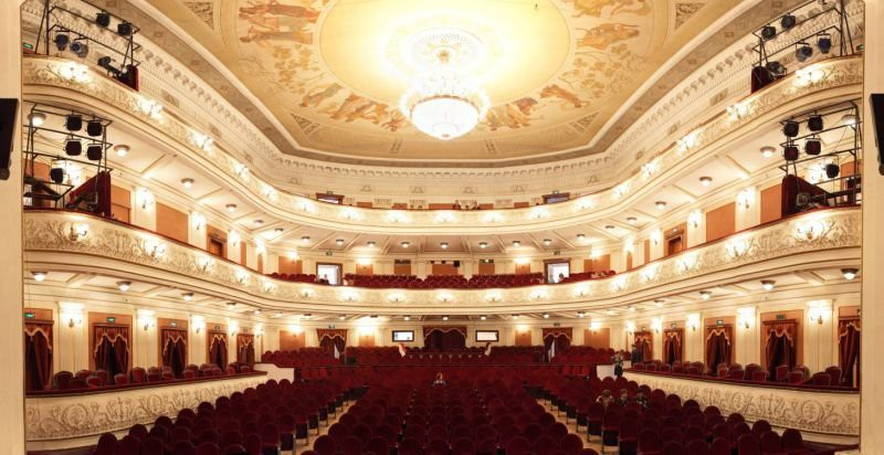 Во Владивостоке открылся новый театр оперы и балета