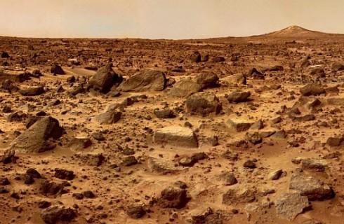 Атмосфера Марса отлично защищает от радиации