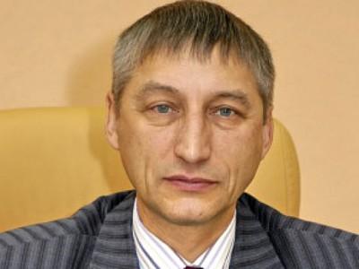 Министр природных ресурсов Мурманской области Алексей Смирнов