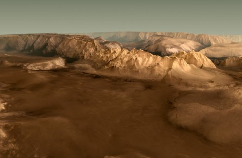 Возможность полетать над Марсом для каждого
