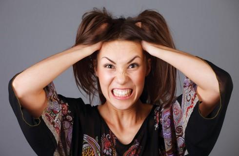 Мужчинам неприятны женщины, испытывающие стресс