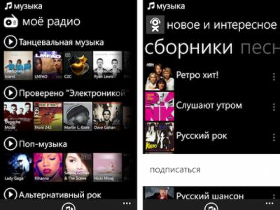 Однклассники на Windows Phone