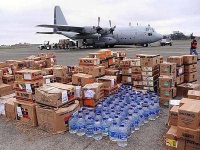 Гуманитарный груз