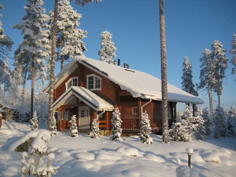 Почему Новый год встречать предпочтительнее в Финляндии
