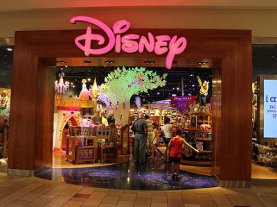 Магазин Walt Disney во Флориде