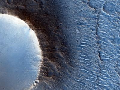 Кратер Марса
