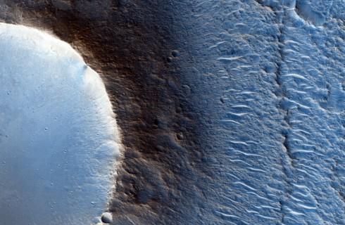 На Марсе нашли следы супервулканов