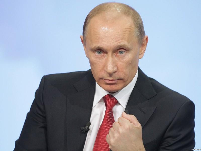 Путин стал самым влиятельным человеком мира