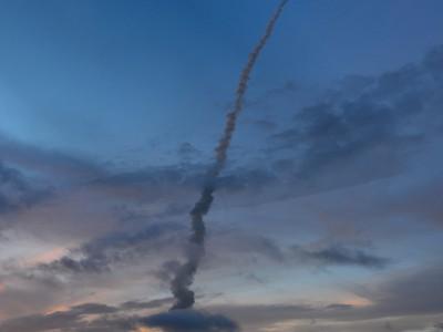 Запуск ATV-4