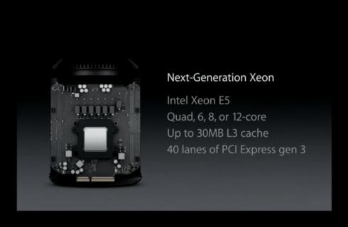 Представлены новые MacBook Pro и Mac Pro