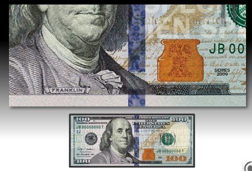 Появился новый доллар