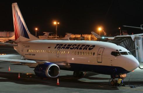 Пассажирский самолет был вынужден совершить аварийную посадку в Новосибирске