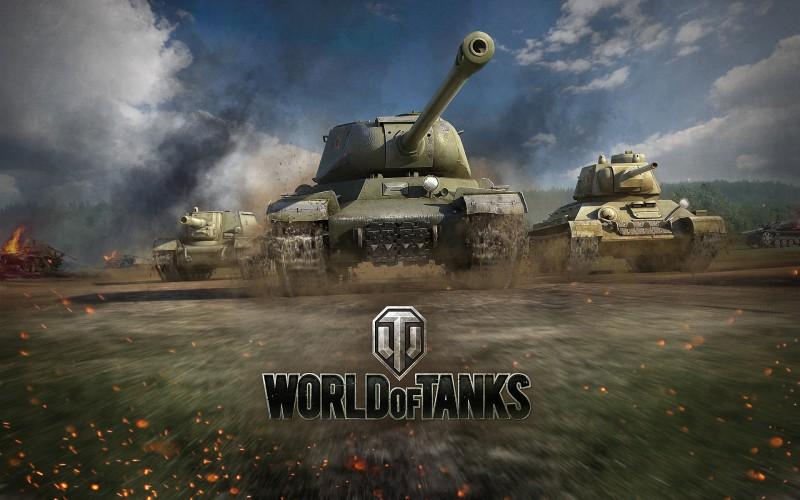 Российское бета-тестирование консольной World of Tanks