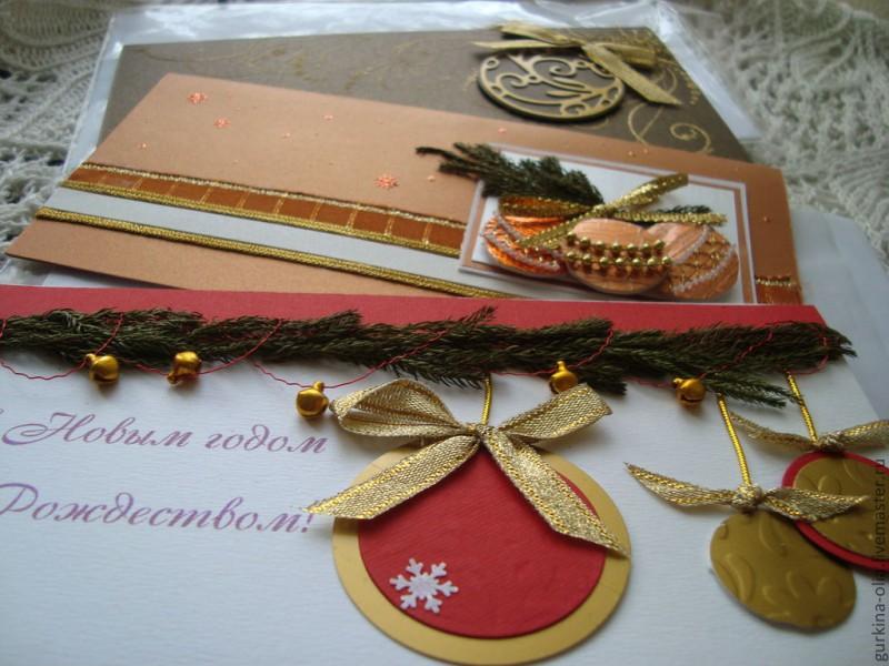 Юные тверитяне создают Новогодние открытки