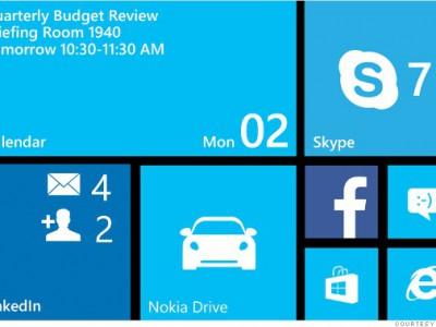 В конце октября выйдет обновление для Windows Phone 8