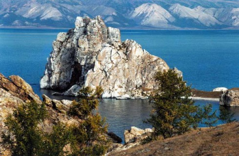 На Байкале найден древний ледник