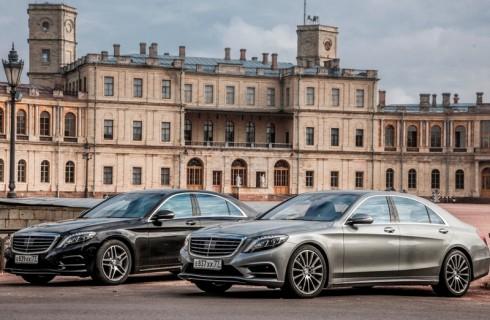 Дико самостоятельный новый Mercedes-Benz S-Class