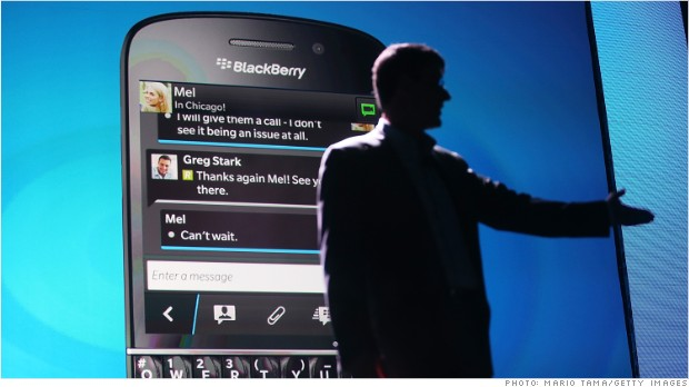 BlackBerry: мы еще не умерли!