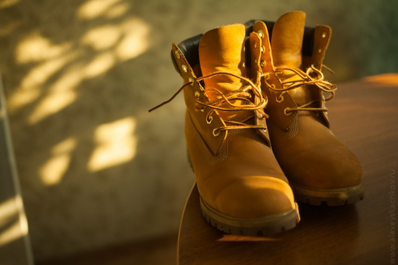 Самые удобные и востребованные во всем мире ботинки «Timberland»