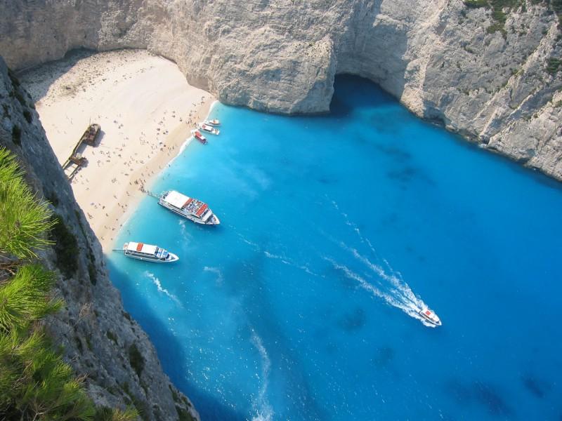 Ах, эти загадочные греческие острова!
