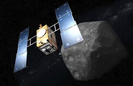 Японцы создали пушку для стрельбы по астероидам