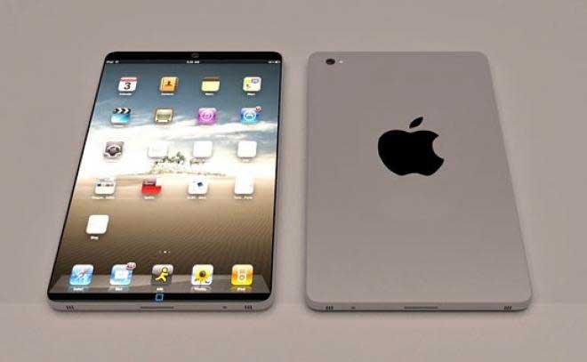 Apple может представить обложку-клавиатуру для iPad