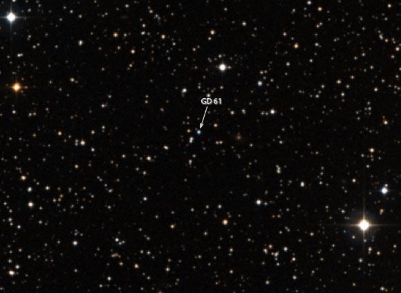 Обнаружен уникальный след «водного» астероида