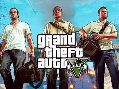 GTA 5 — самая продаваемая игра в мире