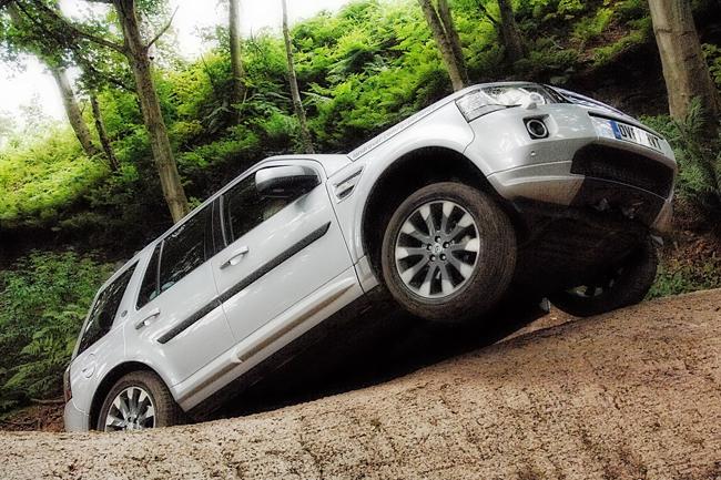 Противоречивый Range Rover Evoque