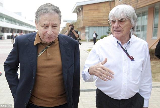 Жан Тодт борется за пост президента FIA