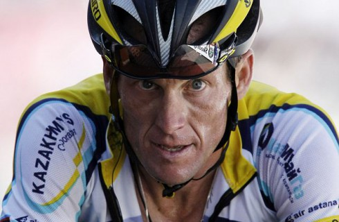 Лэнс Армстронг вернул в МОК олимпийскую медаль