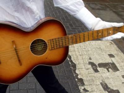 Гитара Джорджа Харрисона