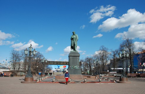 Пушкинская площадь спасена от разрушения