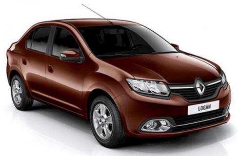 Первые фото нового Renault Logan