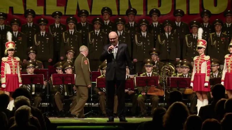 Солист военного ансамбля поедет на Евровидение