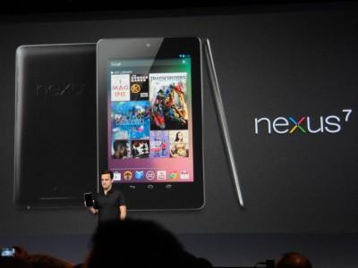 Nexus 7 – лучший Android-планшет