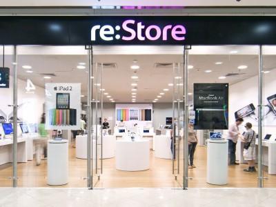 Магазин сети re:Store
