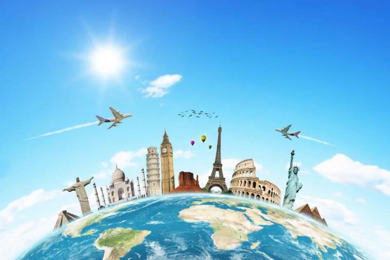 Бронирование отелей по всему миру