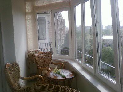 Подготавливаем балкон к зиме