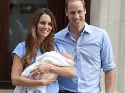 Принц Уильям и Кейт выбирают крестных