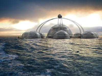 Sub-Biosphere 2 – подводный город будущего