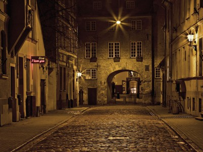 Старый город, Рига